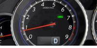 Nissan - pedala de acceleratie ECO