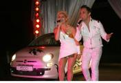 "Club ""Fiat 500 Cabaret"" in Bucuresti"