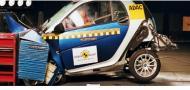 Euro NCAP - sedinta de testari a lunii octombrie
