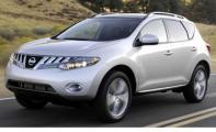 Nissan - noul Murano nu poate fi zgariat