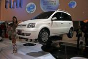 Paris 2006 - Fiat Panda 100HP