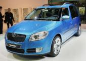 Skoda Roomster - 15.000 km cu carburant de numai 1.000 Euro