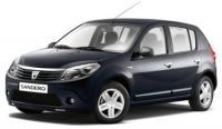Dacia Sandero - 5 versiuni de echipare