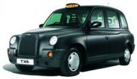 Taxiurile londoneze imbraca haine noi
