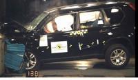 Euro NCAP - test Noiembrie 2007